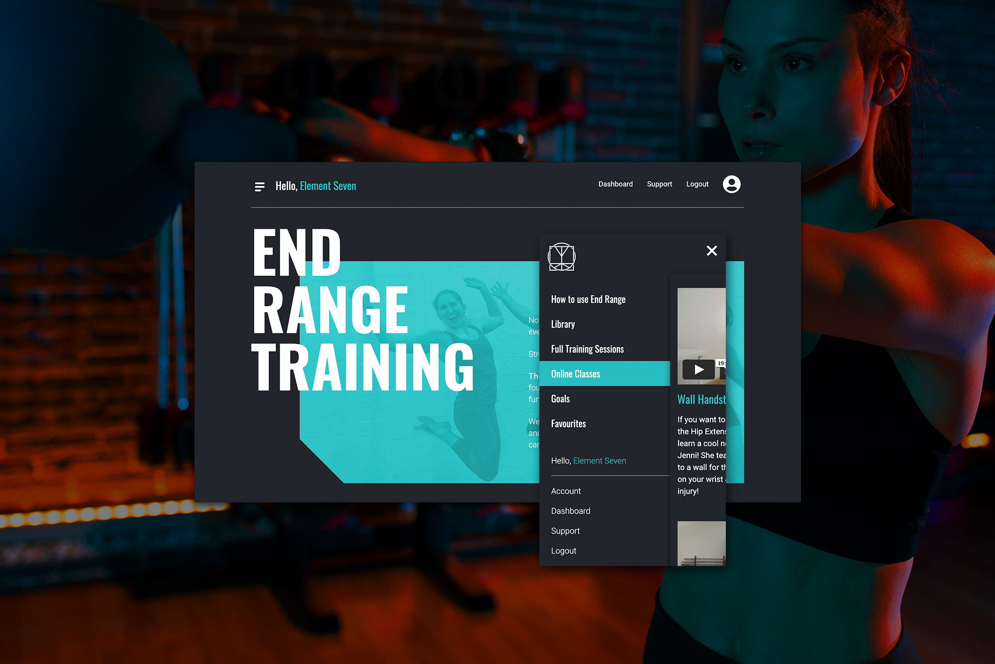 End Range Training